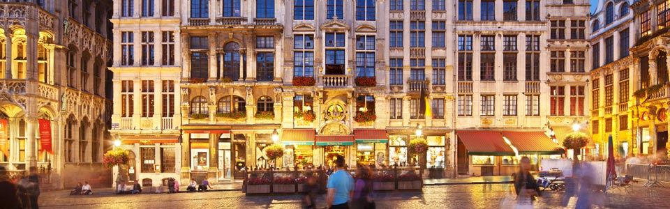 reservation hôtel bruxelles pas cher