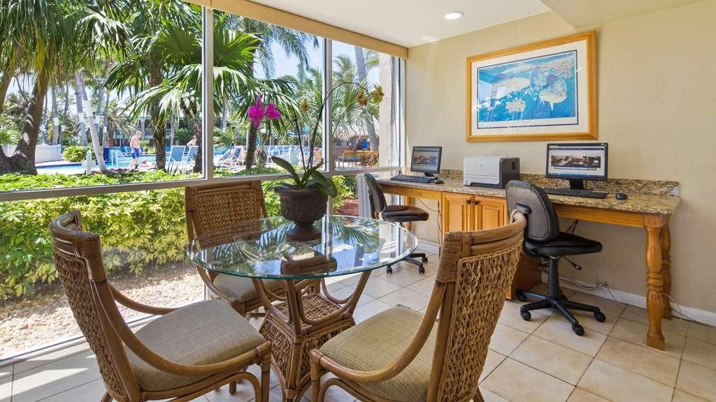 Best Western Key Ambassador Resort Inn - affari-centro