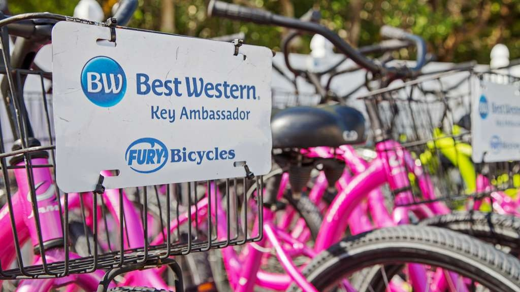 Best Western Key Ambassador Resort Inn - ciclismo