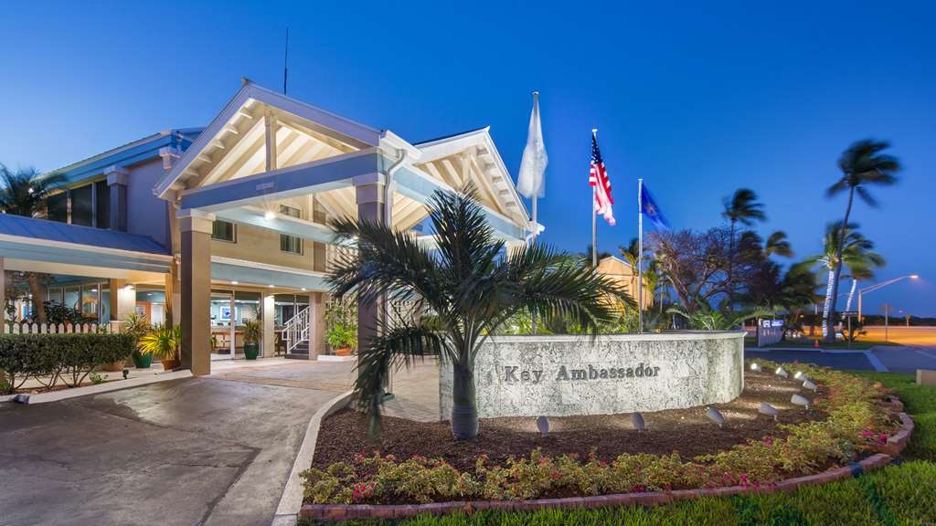 Best Western Key Ambassador Resort Inn - Vista Exterior