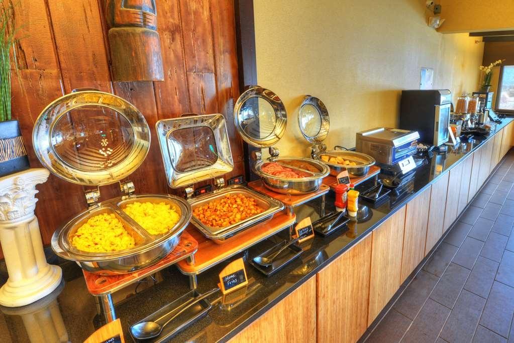 Best Western Aku Tiki Inn - Frühstücksbuffet
