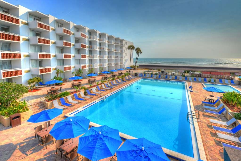 Best Western Aku Tiki Inn - Swimmingpool