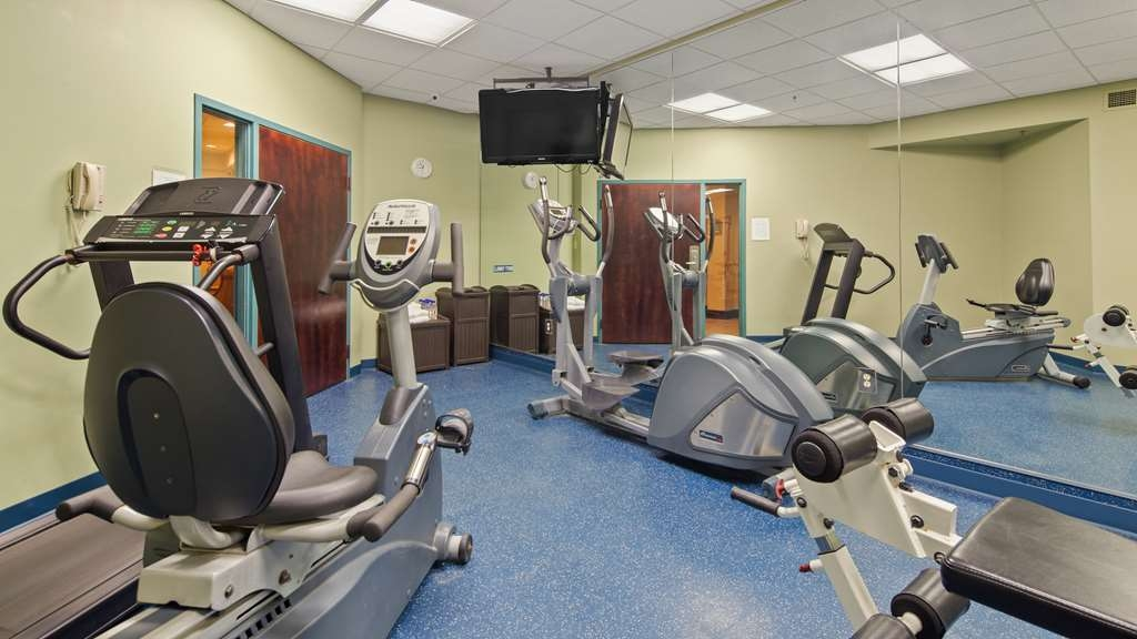 Best Western Aku Tiki Inn - Fitnessstudio