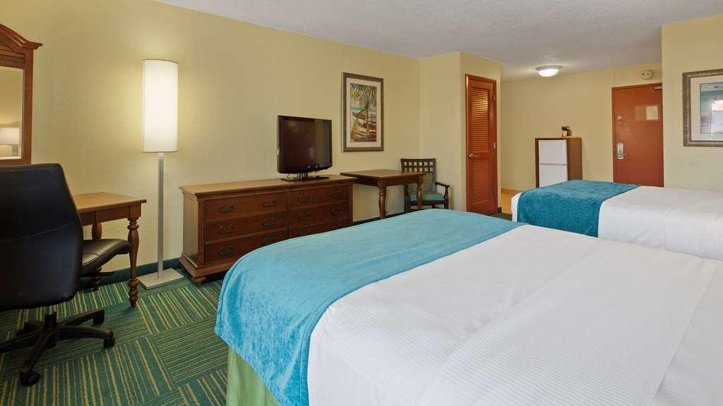 925508ccd Best Western Aku Tiki Inn - Spacious Two Queen Bed Room