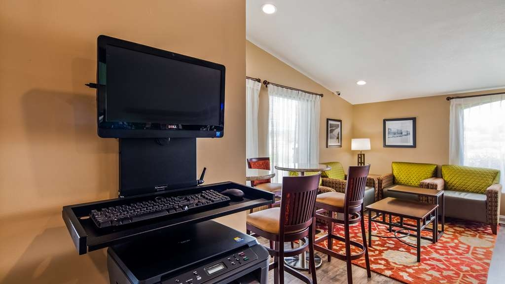 Best Western Catalina Inn - Business Center