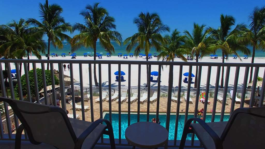 Best Western Plus Beach Resort - Enjoy views of the Gulf of Mexico from your private balcony