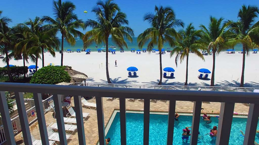 Best Western Plus Beach Resort - Balcony View of the Gulf of Mexico