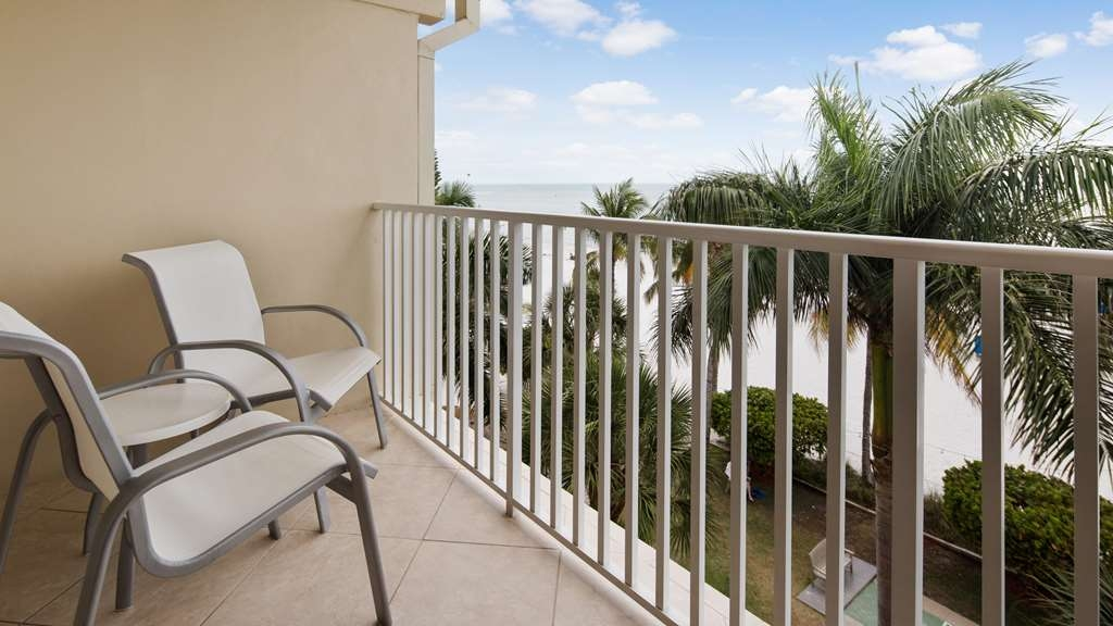 Best Western Plus Beach Resort - All Rooms with a Beachfront Balcony and beautiful views of the Gulf of Mexico