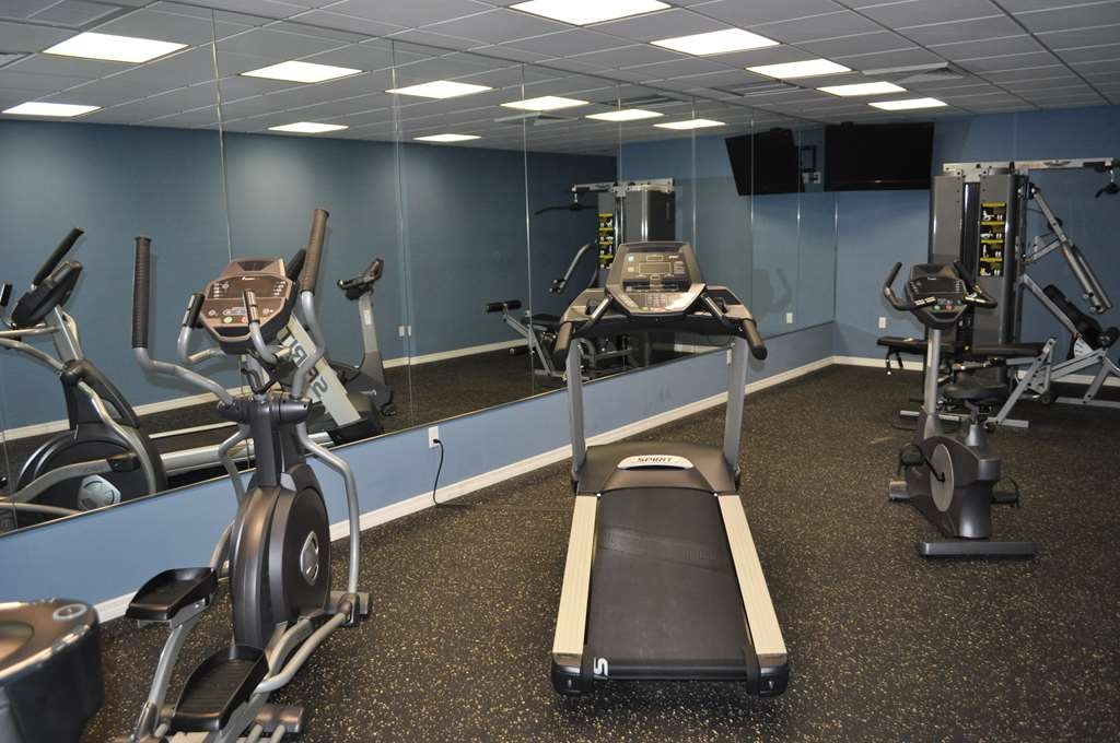 Best Western Cocoa Inn - Come sweat in our remodeled fitness room!
