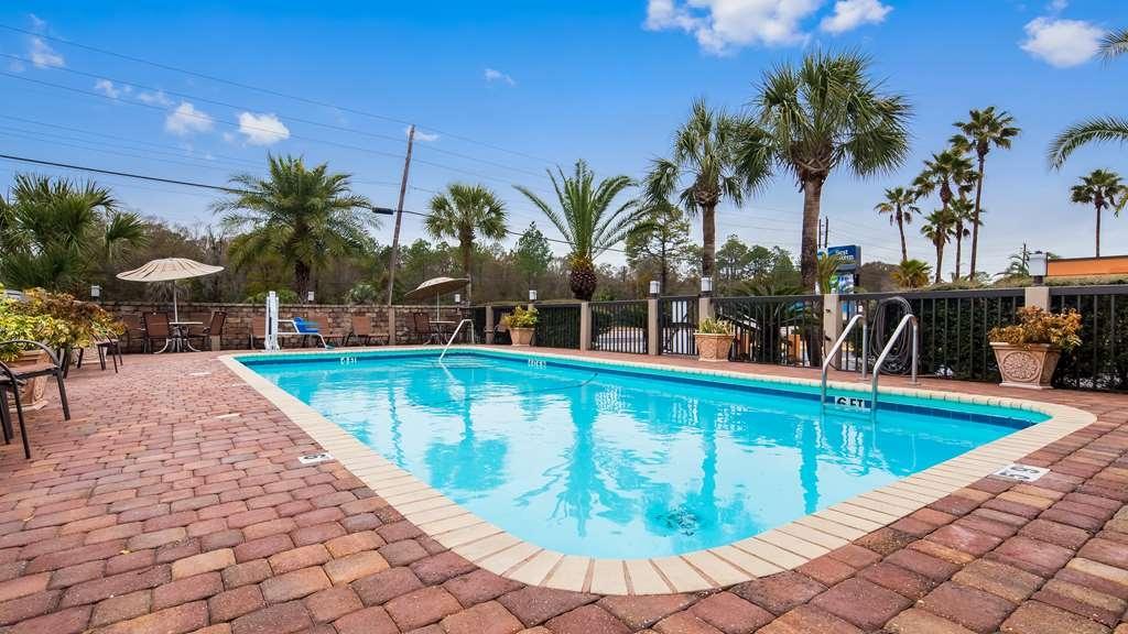 Best Western Starke - Vue de la piscine
