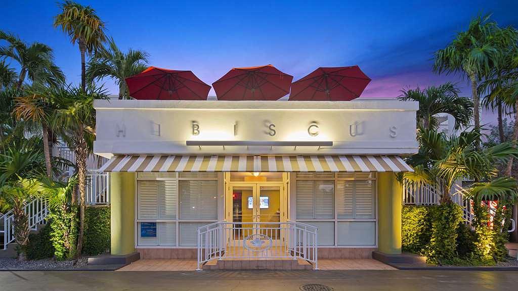 Best Western Hibiscus Motel - Vista exterior