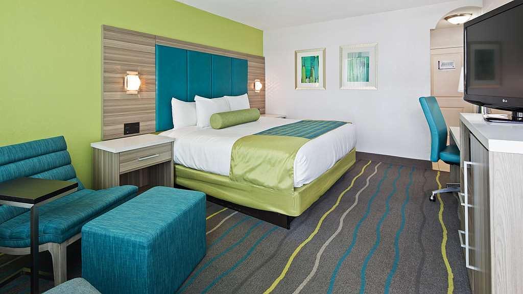 Hotel In Fort Lauderdale Best Western Plus Oceanside Inn