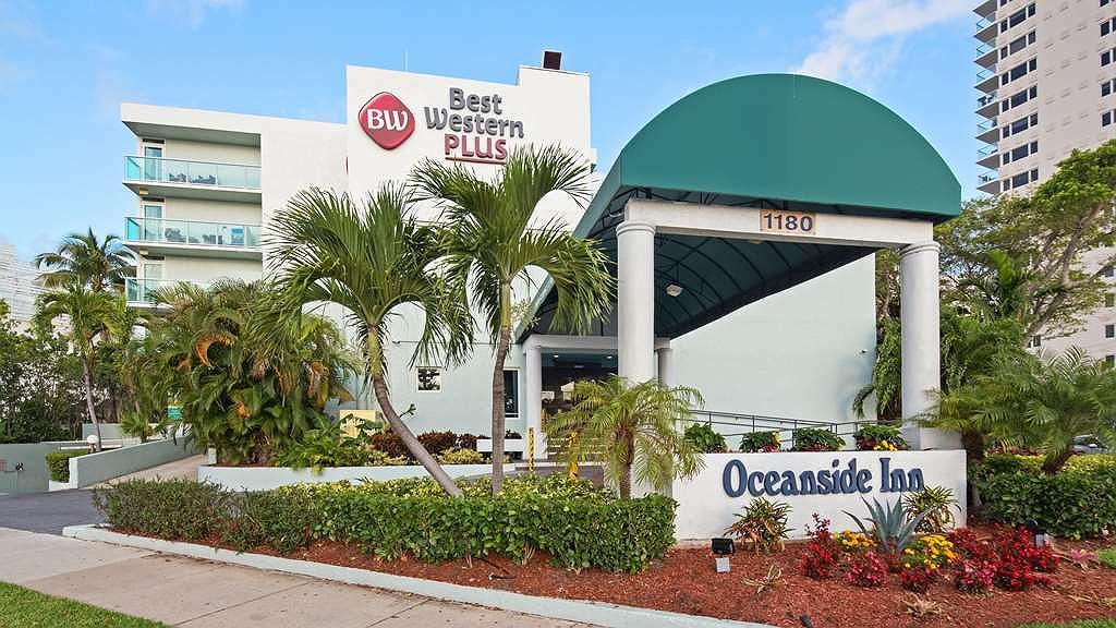 Best Western Plus Oceanside Inn - Aussenansicht