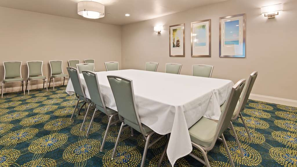 Best Western Plus Oceanside Inn - Fully equipped meeting space. Please contact hotel for more information