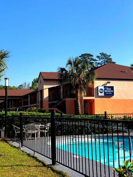 Best Western Tallahassee-Downtown Inn & Suites - Vista exterior