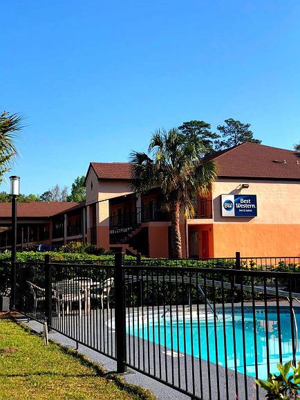 Best Western Tallahassee-Downtown Inn & Suites - Vue extérieure