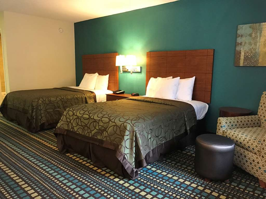 Best Western Tallahassee-Downtown Inn & Suites - Two Double Beds