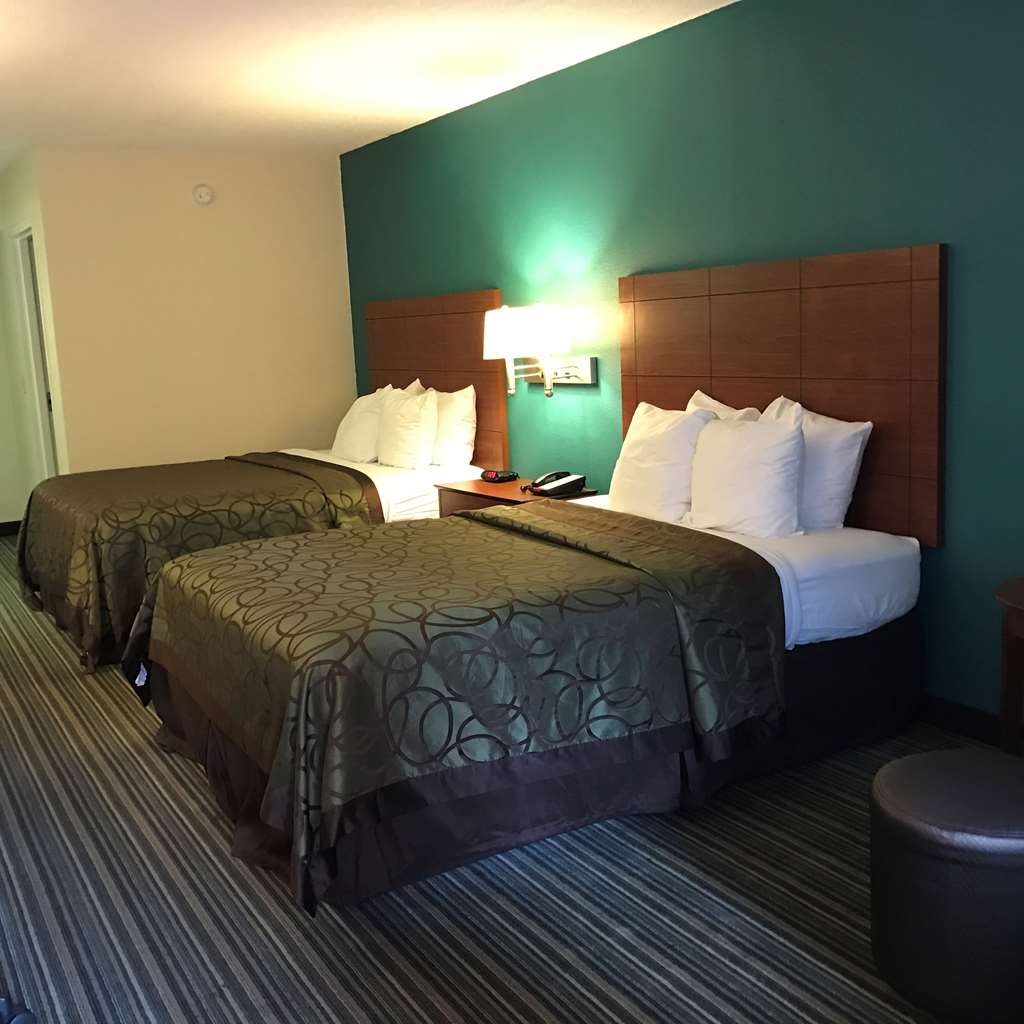 Best Western Tallahassee-Downtown Inn & Suites - Two Queen Beds