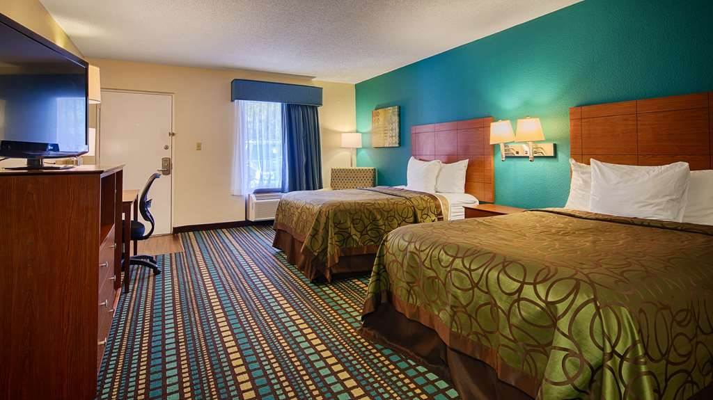 Best Western Tallahassee-Downtown Inn & Suites - Two Double Bed