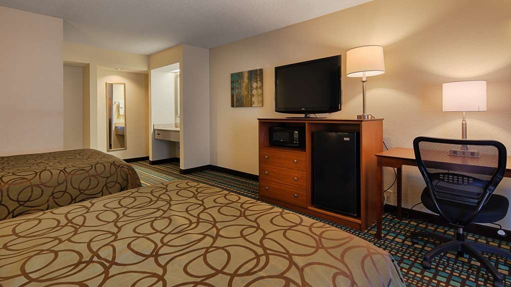 Best Western Tallahassee-Downtown Inn & Suites - Two Queen Guest Room