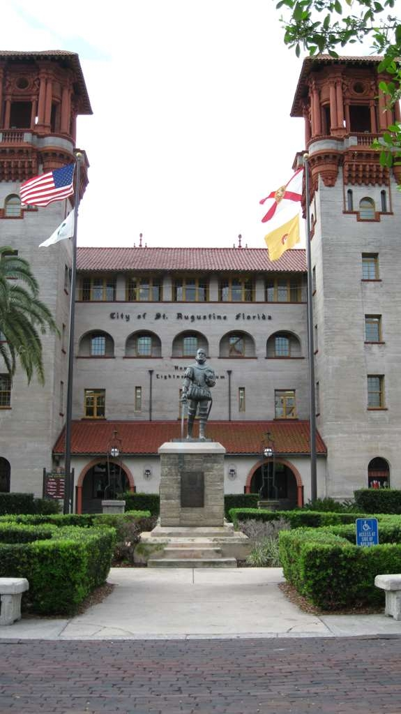 Best Western Historical Inn - The Lightner Museum is a museum of antiquities, mostly American Gilded Age pieces.