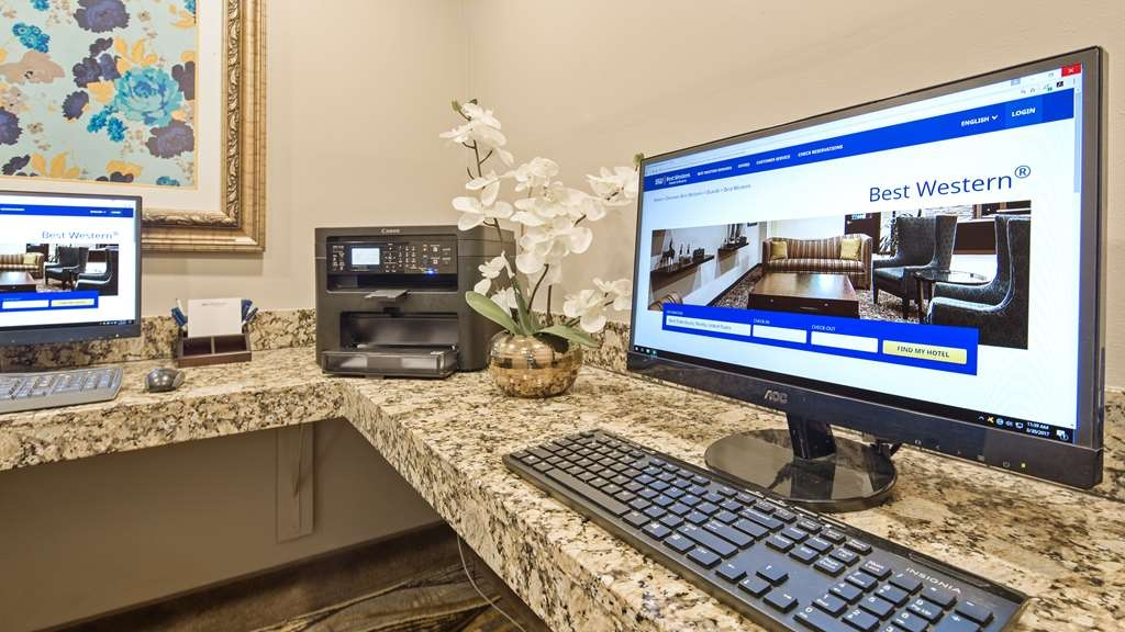 Best Western Palm Beach Lakes - Centro benessere