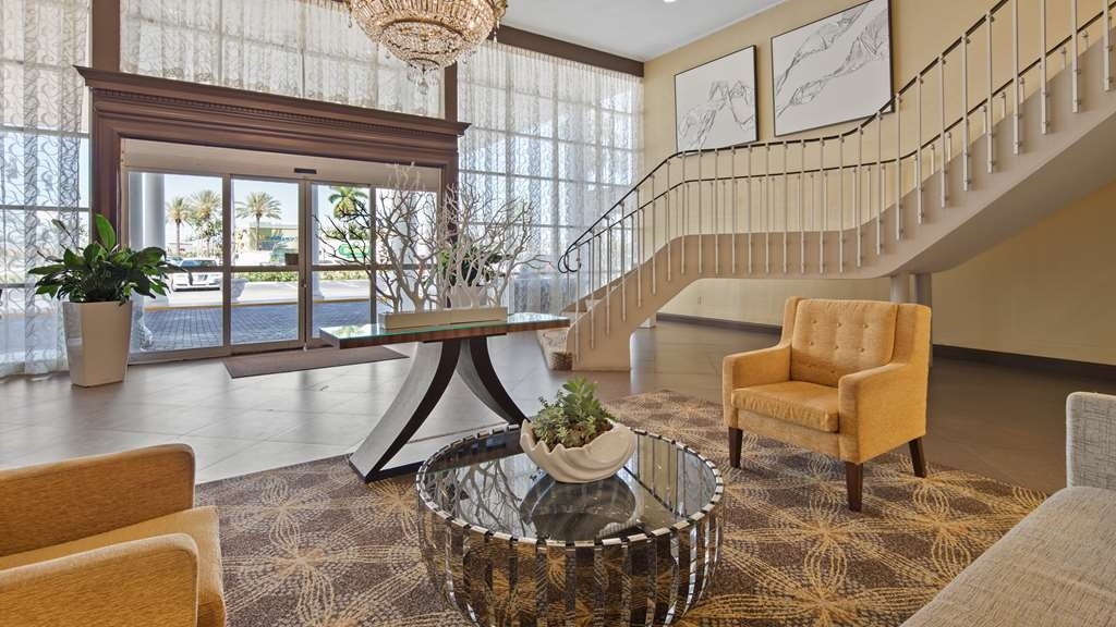 Best Western Palm Beach Lakes - Hall