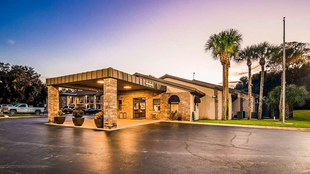 Best Western Inn of Palatka - Area esterna