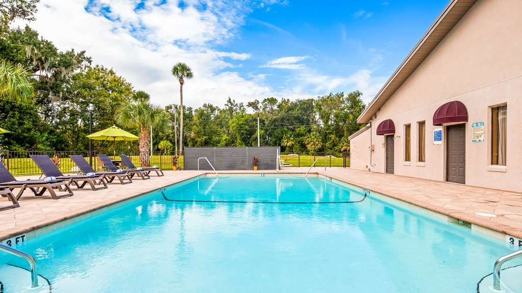 Best Western Inn of Palatka - Vista de la piscina