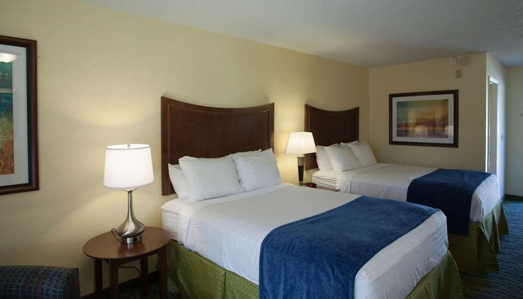 Best Western Crystal River Resort - Two Double Guest Room