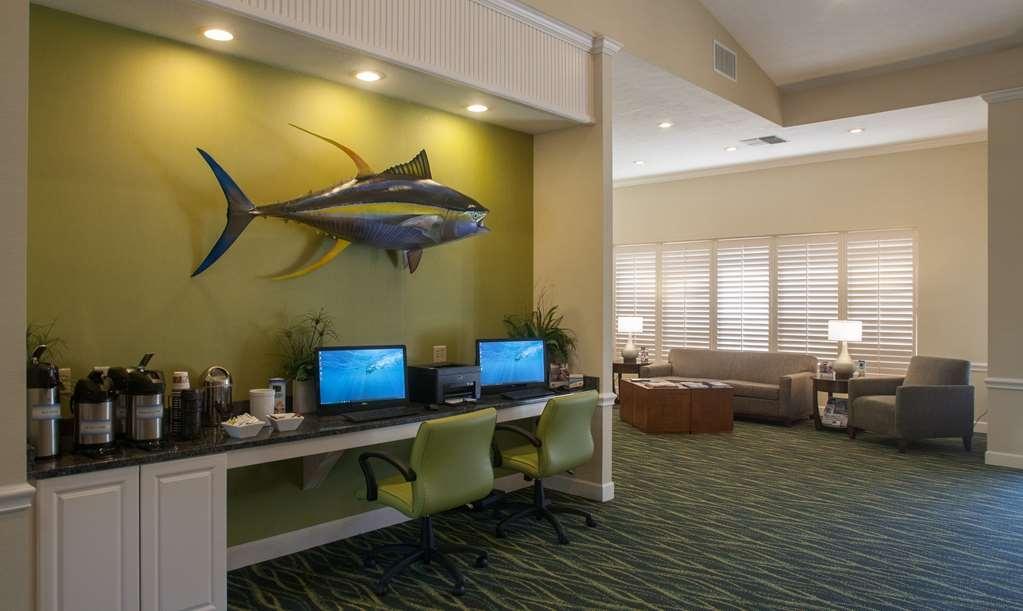 Best Western Crystal River Resort - Geschäft-zentrum