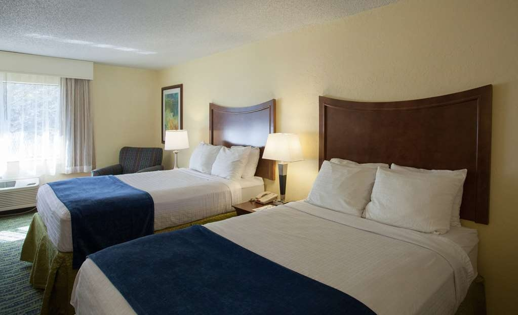 Best Western Crystal River Resort - Two Double Beds