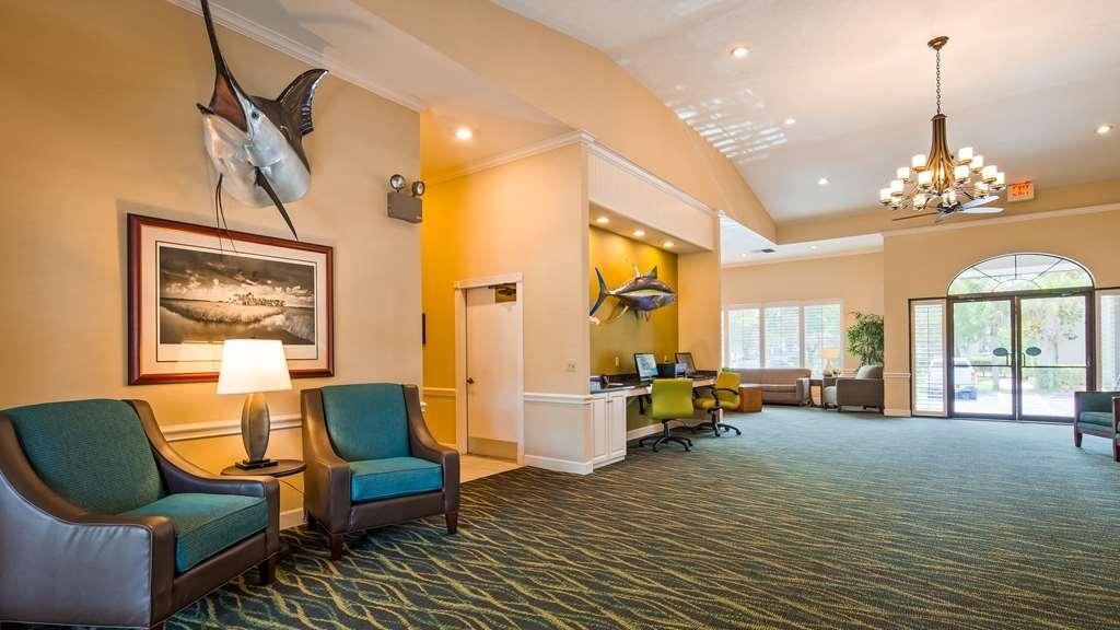 Best Western Crystal River Resort - Lobbyansicht