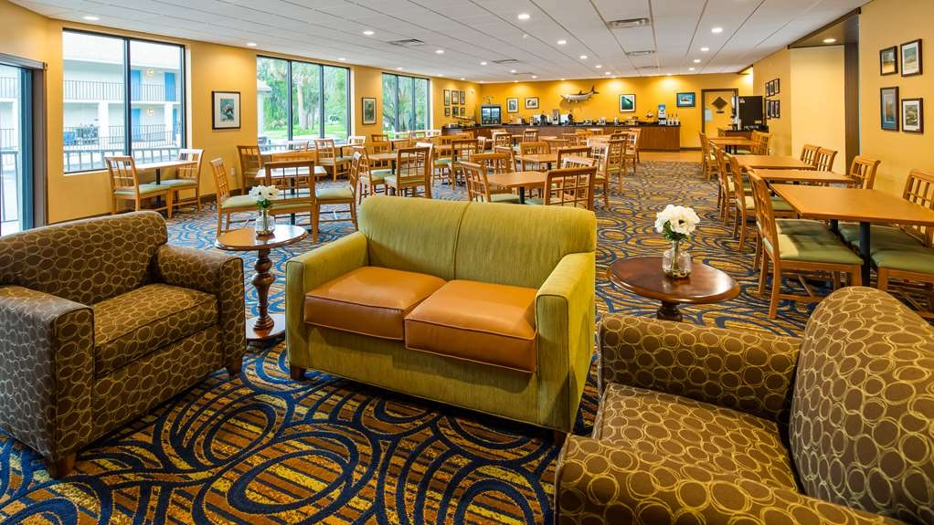 Best Western Crystal River Resort - Restaurant / Gastronomie