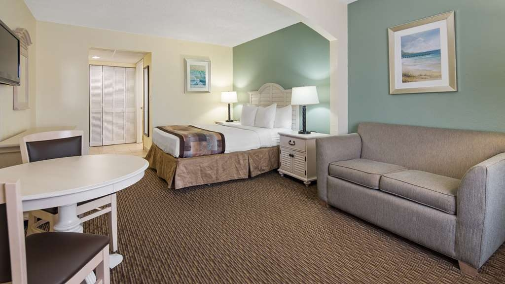 Best Western Gateway to the Keys - Queen Bed Guest Room