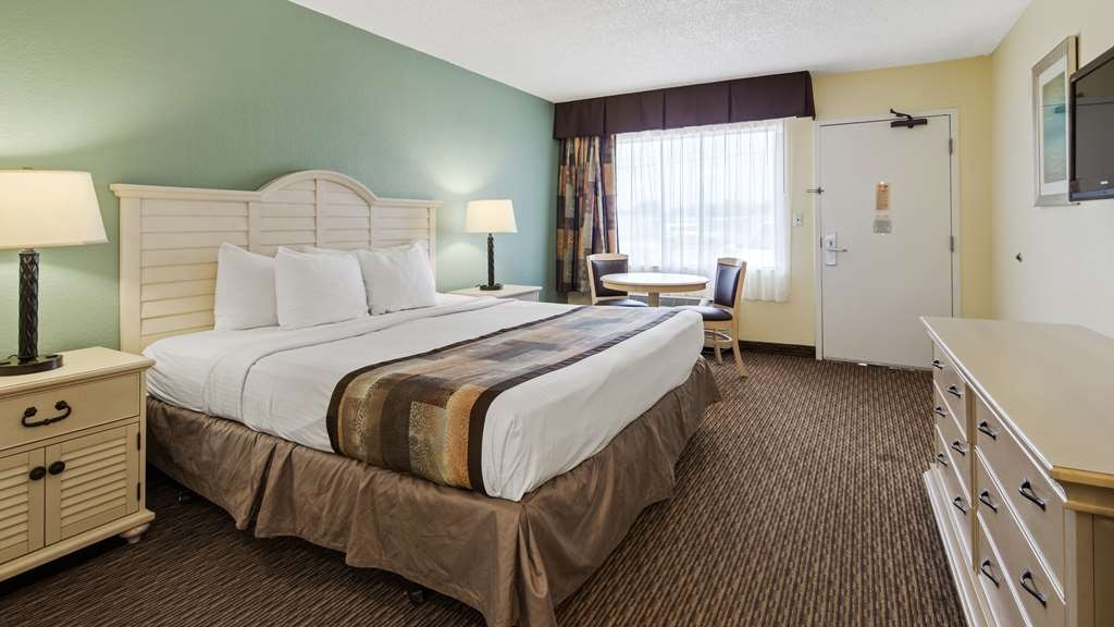 Best Western Gateway to the Keys - King Bed Guest Room