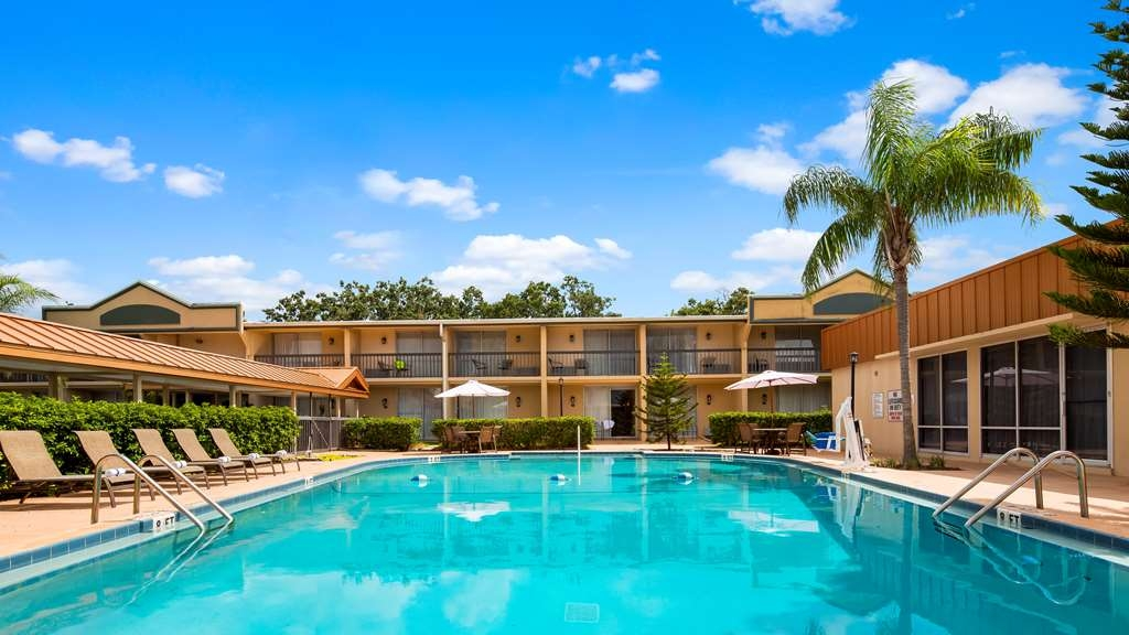 Best Western Orlando West - Piscina