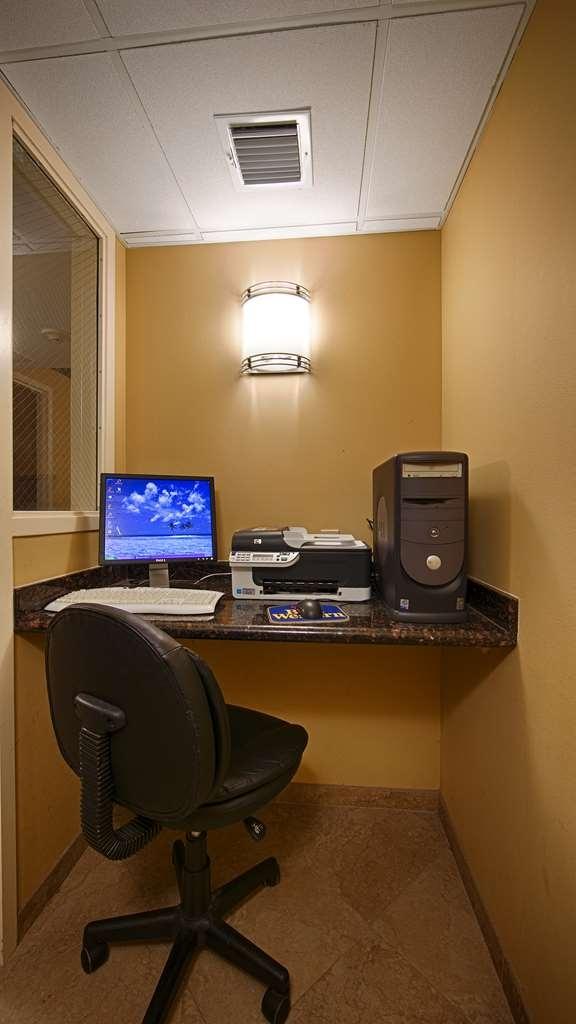 Best Western Intracoastal Inn - centro de negocios-característica