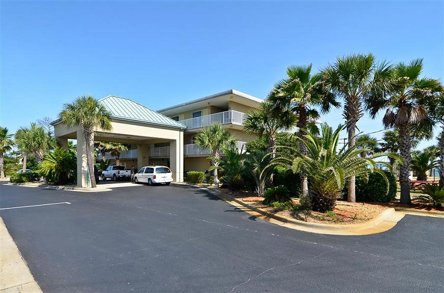 Best Western Navarre Waterfront - Vista exterior