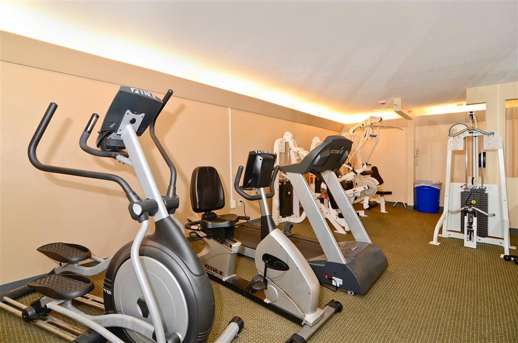 Best Western Navarre Waterfront - Centro fitness