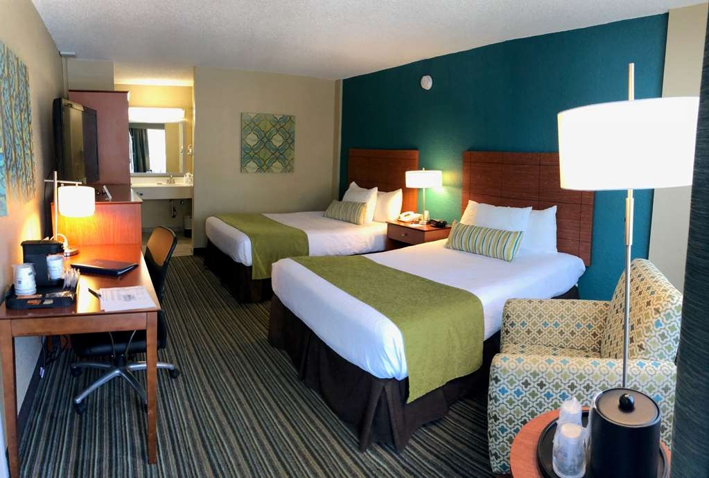 Best Western On the Bay Inn & Marina - Two Double Beds