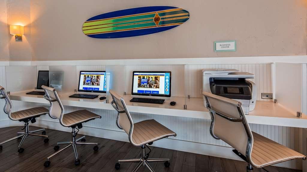 Best Western On the Bay Inn & Marina - Business Center