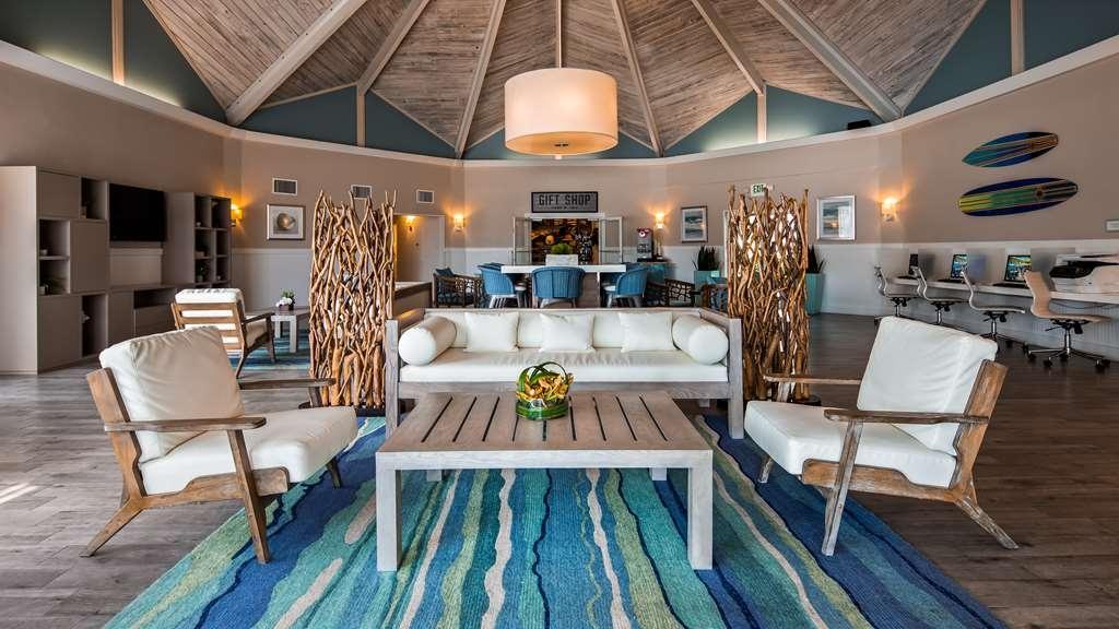 Best Western On the Bay Inn & Marina - Lobby