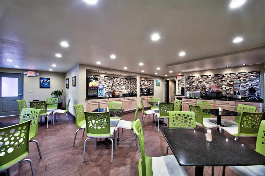 Best Western Apalach Inn - Breakfast Room