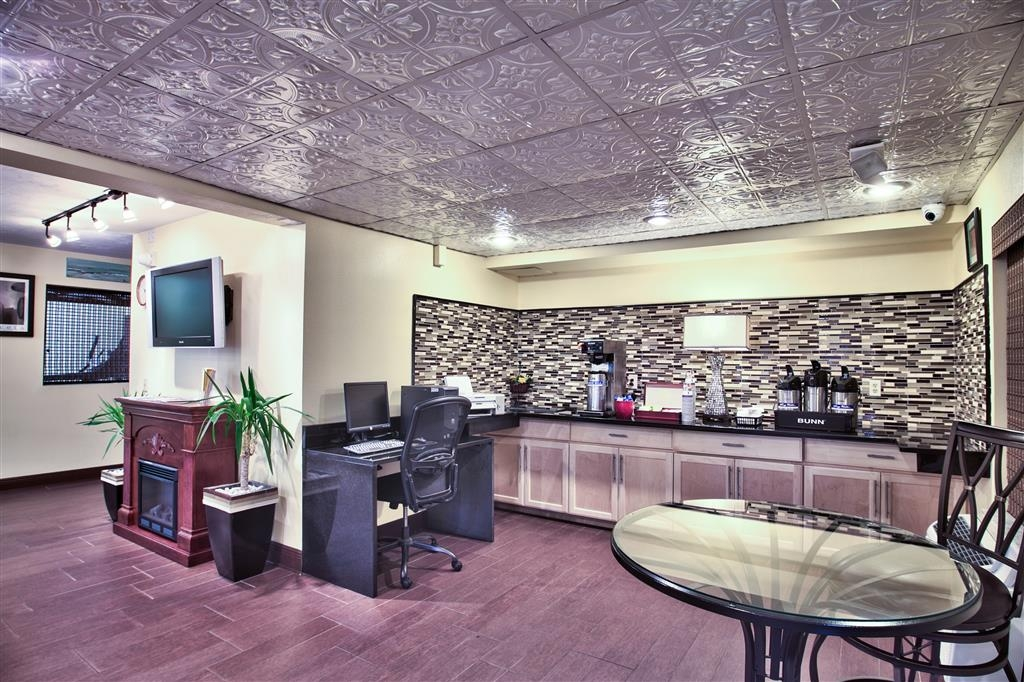 Best Western Apalach Inn - Business Center