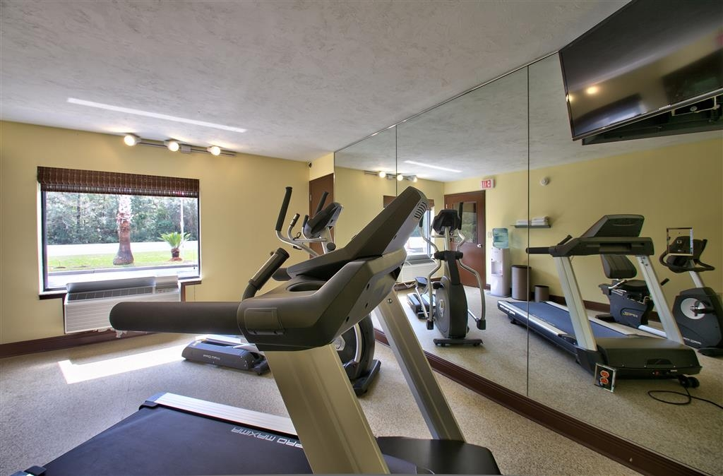Best Western Apalach Inn - Centre de fitness