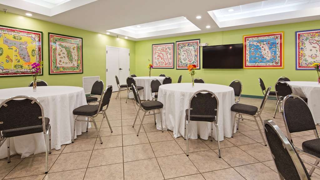Best Western Ft. Walton Beachfront - Sala de reuniones