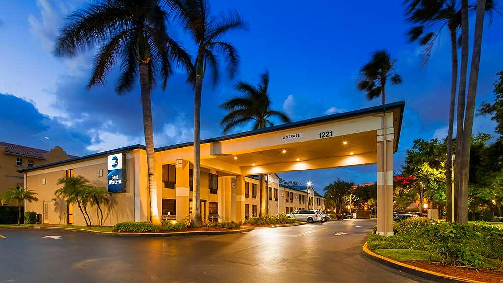 Best Western Fort Lauderdale Airport/Cruise Port - Façade