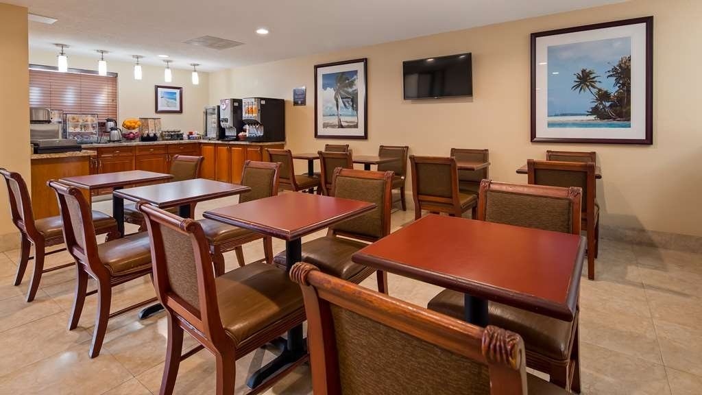 Best Western Fort Lauderdale Airport/Cruise Port - Breakfast Area