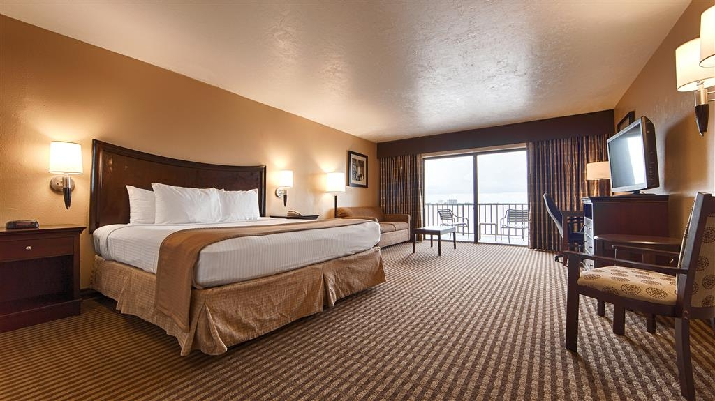 Best Western Fort Myers Waterfront - Studio Guest Room